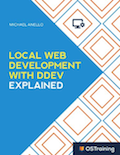 Book cover: Local Web Development with DDEV Explained
