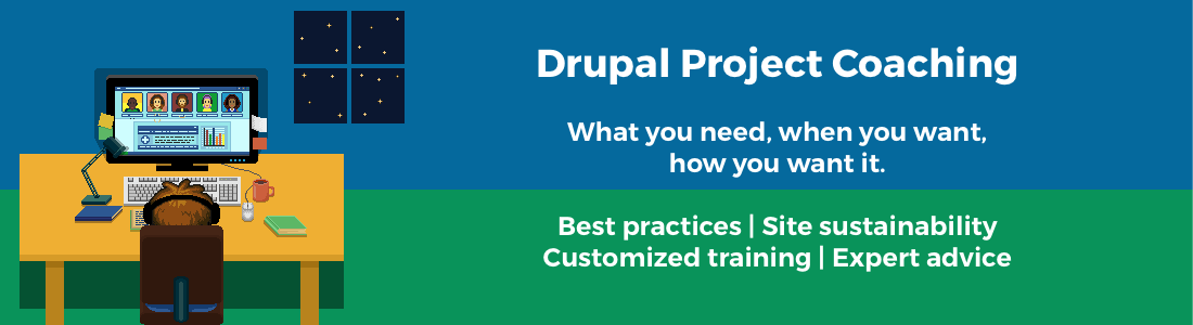 Drupal Project Coaching