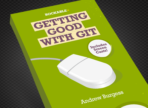 Getting Good with Git book