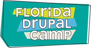 Florida DrupalCamp 2011 logo