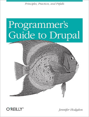 Programming Guide to Drupal book cover image