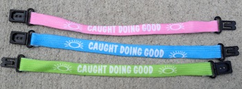 Caught doing good bracelets