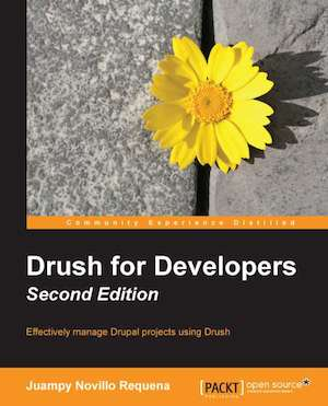 Drush for Developers (Second Edition) book cover