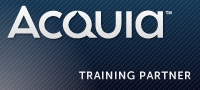 Acquia Training Partner logo